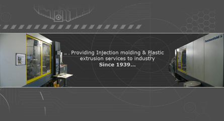 Custom Injection Molded Plastics & Extrusion Services
